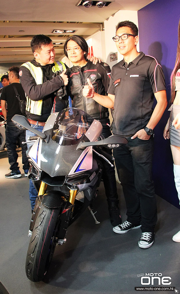 2015 yamaha yzf r1m r1 LAUNCH