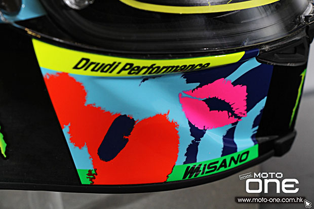 AGV Pista GP LIMITED EDITION MISANO 2014