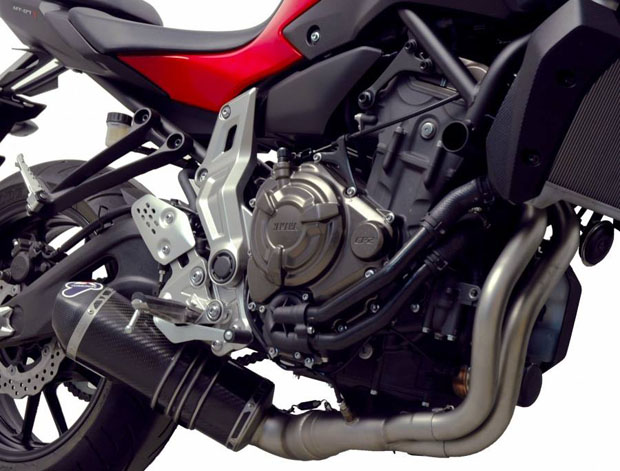 MT-07 Termignoni Exhaust Full System
