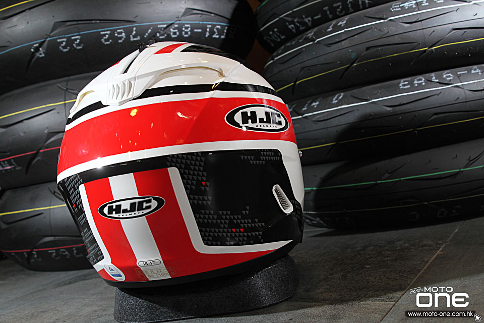 2015 HJC IS-17 HELMET