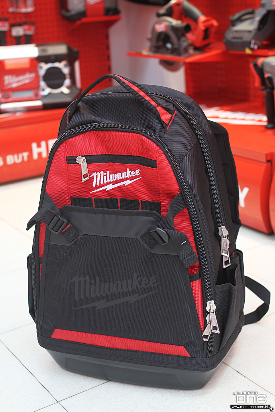 2015 Milwaukee Jobsite Backpack