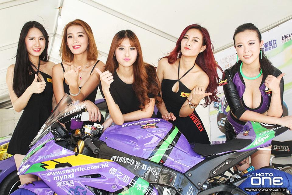 2015 ZIC RACING GIRLS
