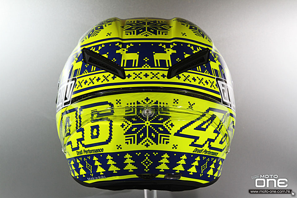 2015 AGV PISTA SNOWFLAKE LIMITED EDITION