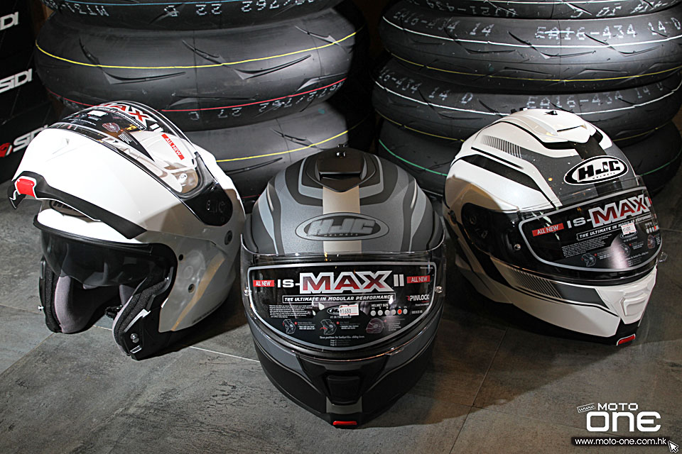 2015 HJC IS-MAX2 HELMET