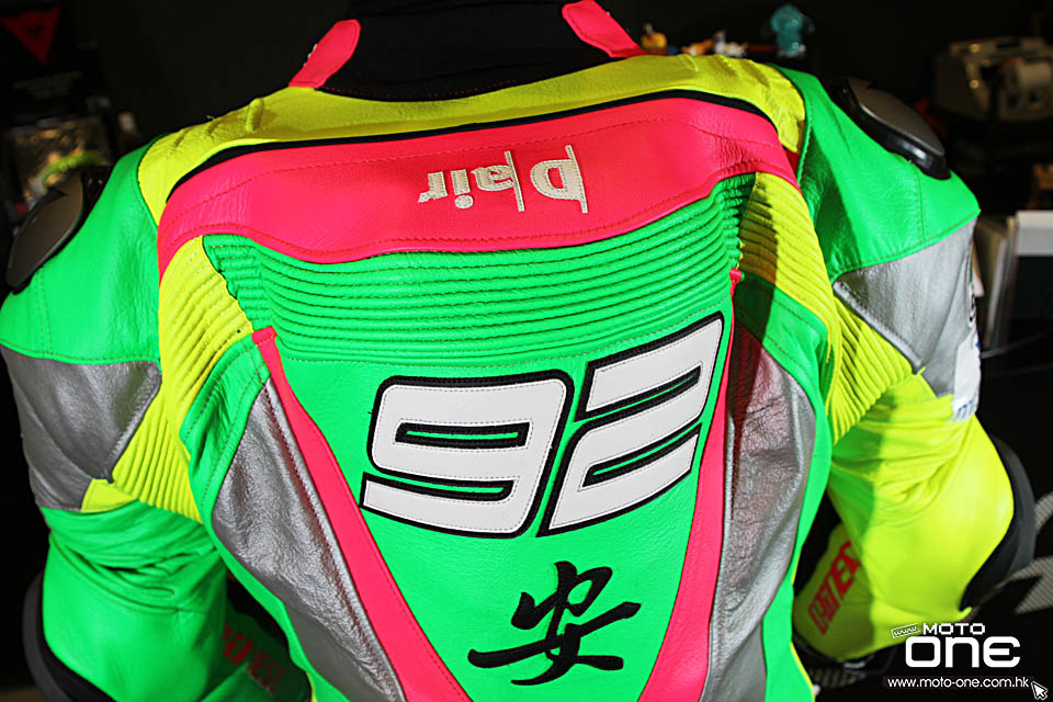 2015 Dainese D-Air WAI ON CHEUNG