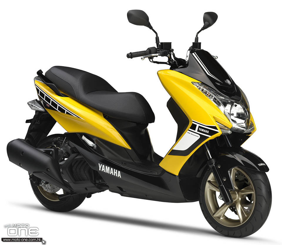 2015 YAMAHA SMAX155 60th