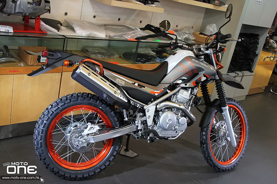 2015 YAMAHA Serow XT250 30th Anniversary Edition