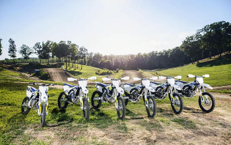 2016 Husqvarna Motocross
