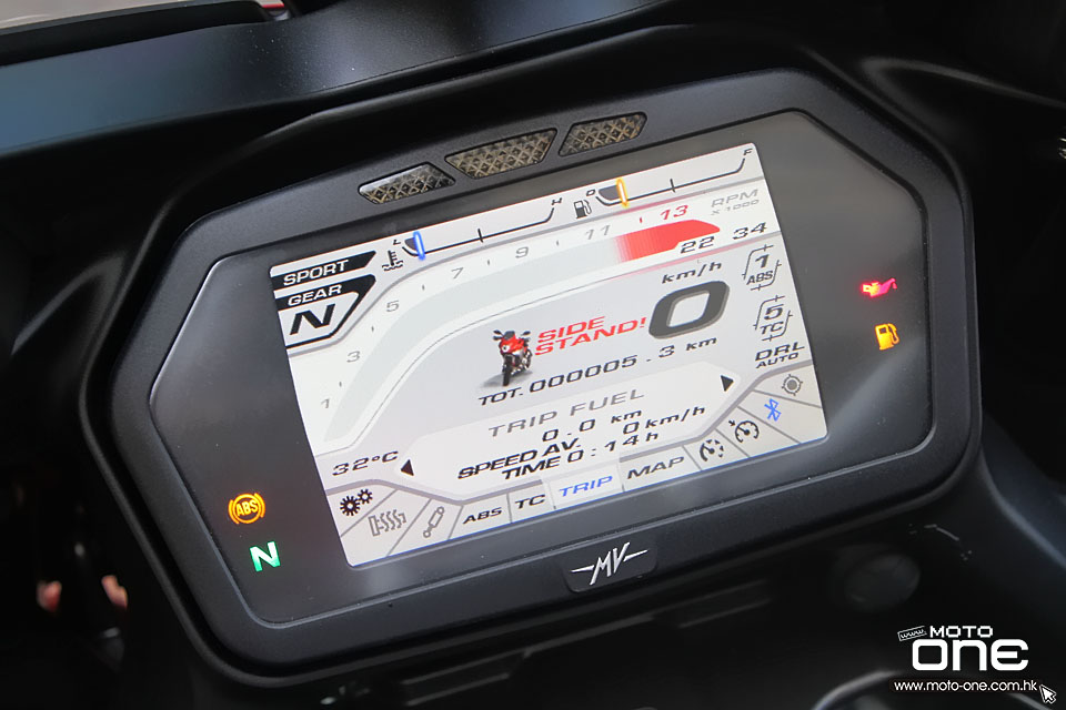 2015 MV Agusta Turismo Veloce 800