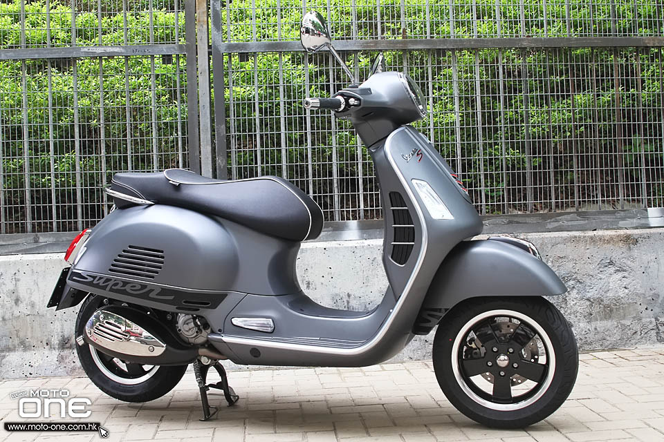 2015 Vespa GTS300ie Supersport