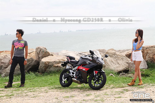 HYOSUNG GD250