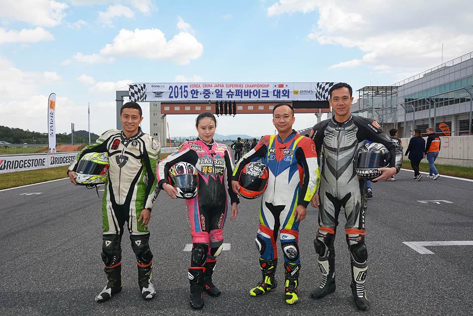 2015 HYOSUNG HK KSBK ST250B