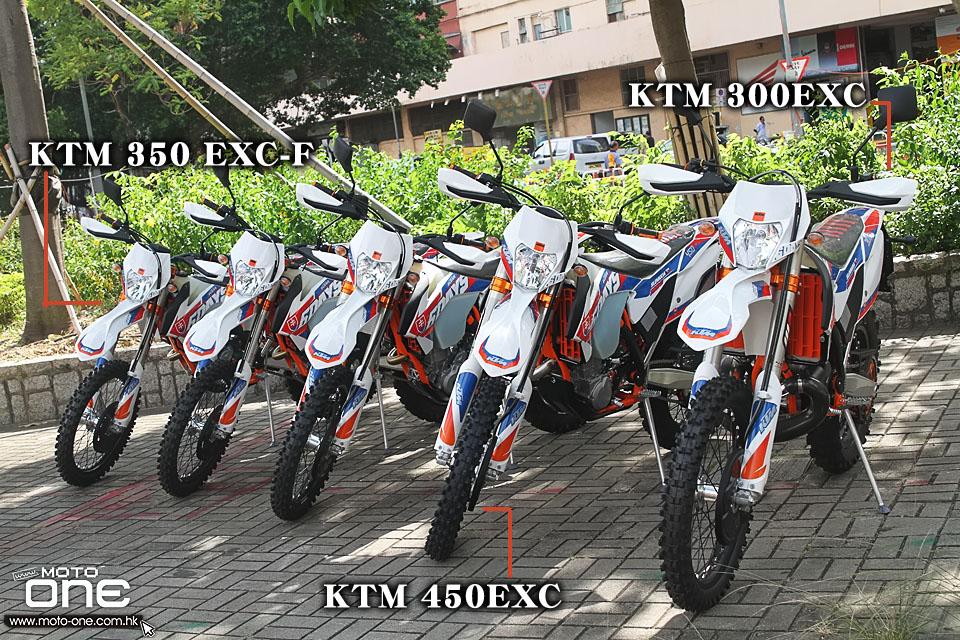 2015 KTM 350 EXC-F 450EXC 300EXC 6_DAYS