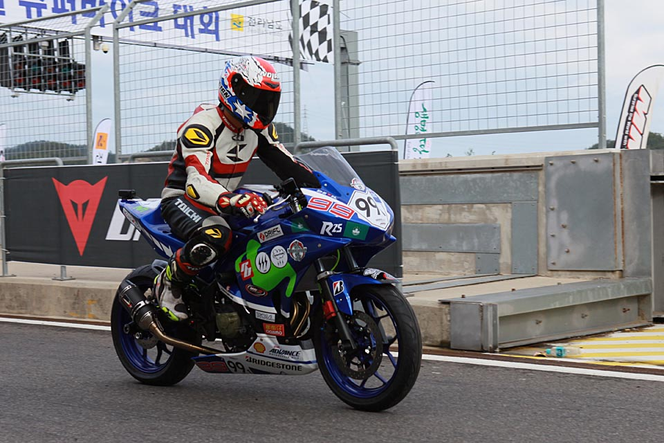 2015 Korea China Japan superbike championship