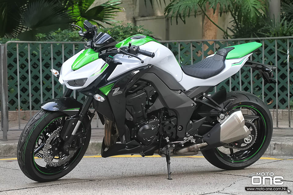 2016 Kawasaki Z1000