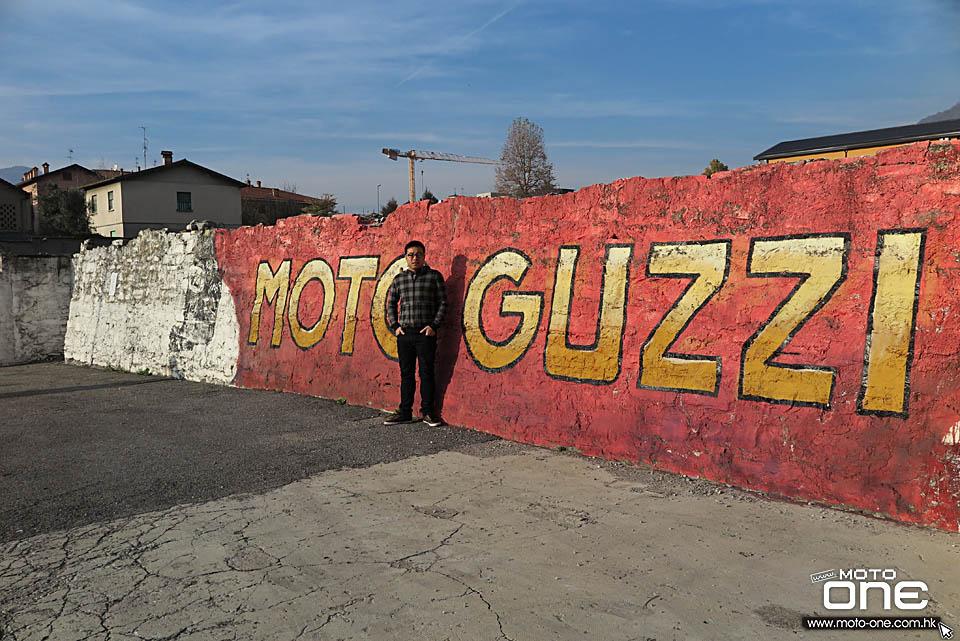 2015 Moto Guzzi FACTORY