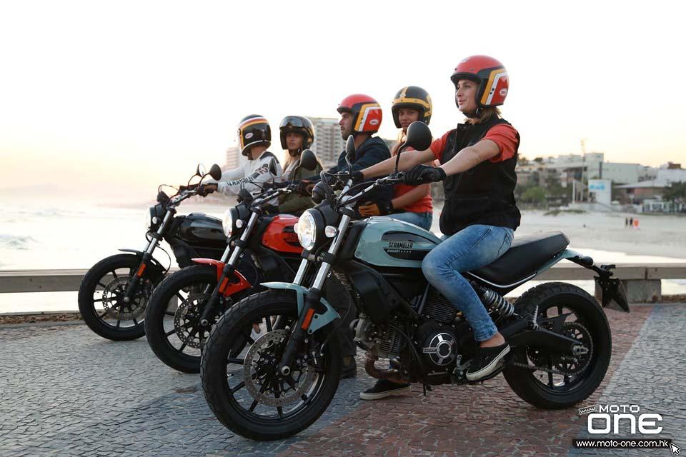 2016 Ducati Scrambler Sixty2