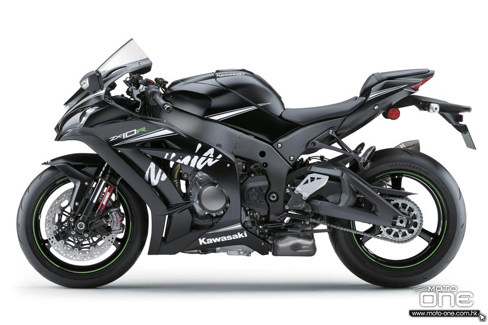 2016 KAWASAKI ZX-10R winter edition
