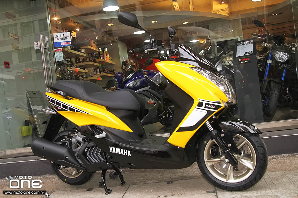 2016 YAMAHA MAJESTY S 60TH