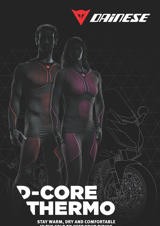 2016 DAINESE D-CORE