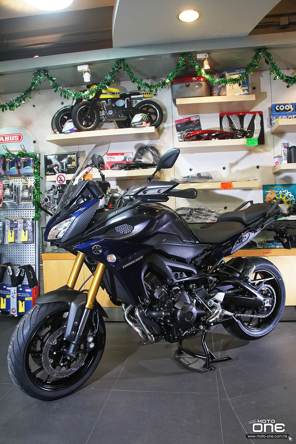 2016 Yamaha MT-09 Tracer ABS