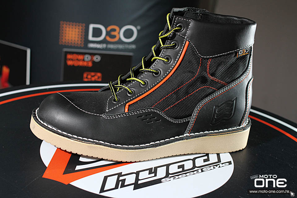 2016 HYOD BOOTS