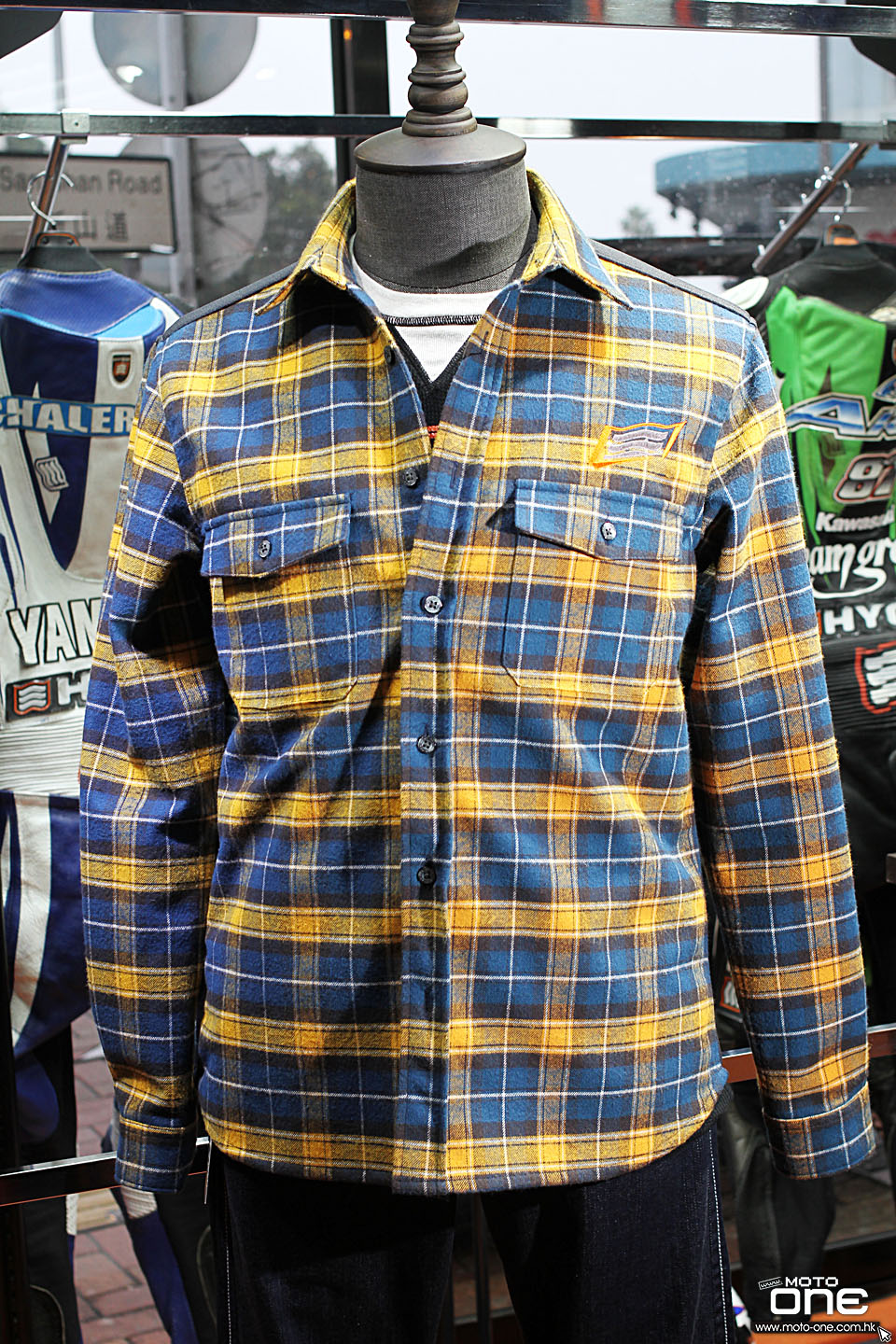 2016 HYOD WIND BLOCK ACTIVE FLANNEL SHIRTS