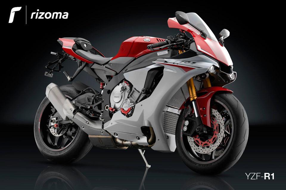 2016 Rizoma Yamaha R1 R1M