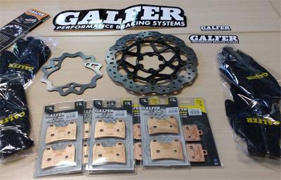 GALFER BRAKE SYSTEM