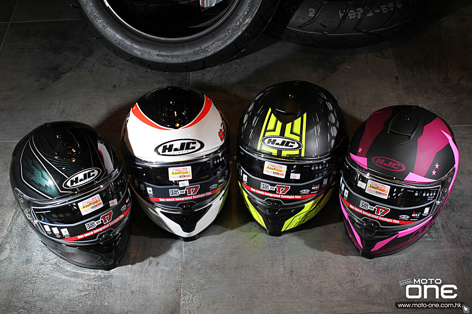 2016 HJC IS-17 HELMET