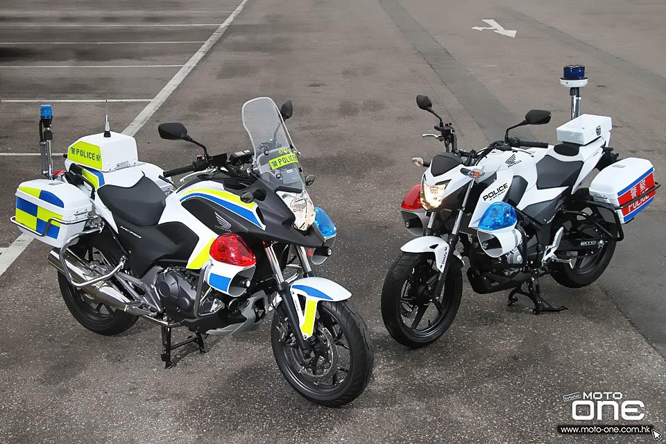 2016 honda nc750 cb300 police verion