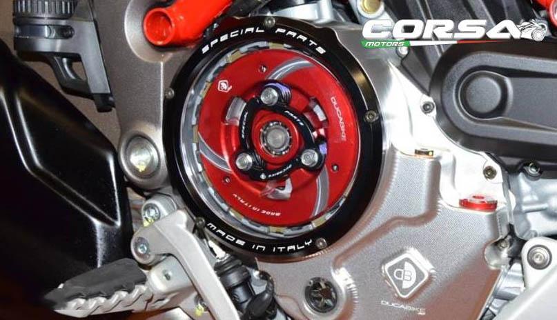 2016 Ducabike PARTS Corsa Motors