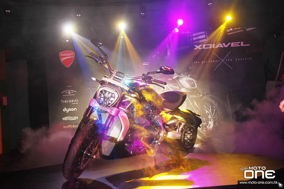 2016 Ducati XDiavel S launch party