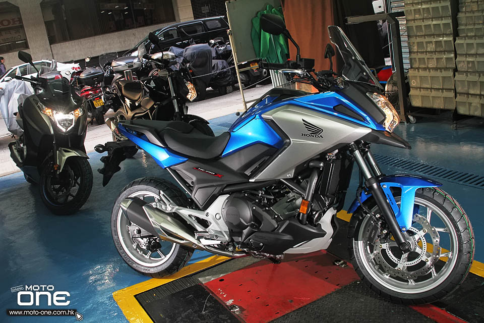 2016 HONDA NC750 X S DCT_