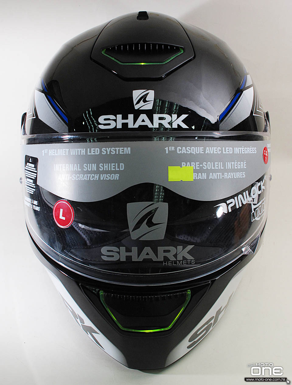 2016 SHARK SKWAL HELMET