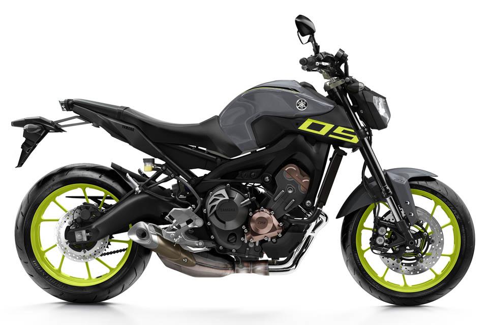 2016 Yamaha MT-09