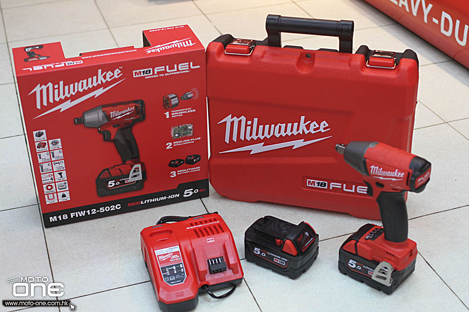 2016 MILWAUKEE M18FIW12 502C