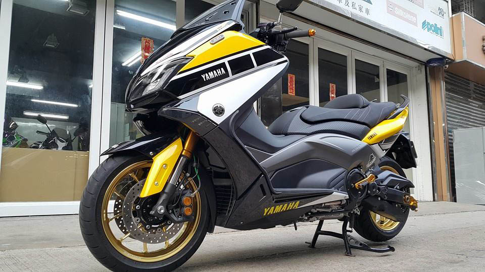 2016 OVER RACING Tmax530