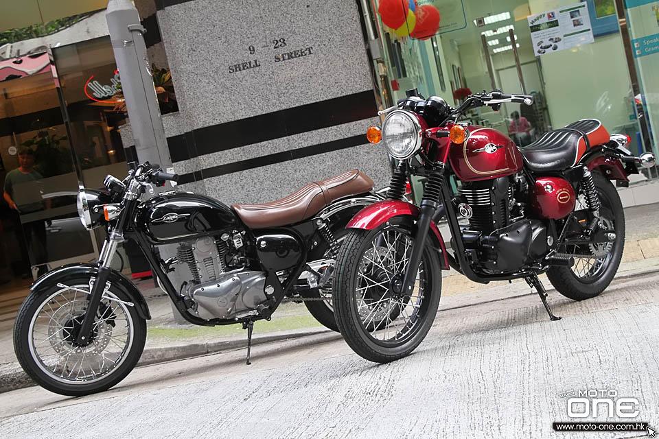 2016 Kawasaki Estrella 250