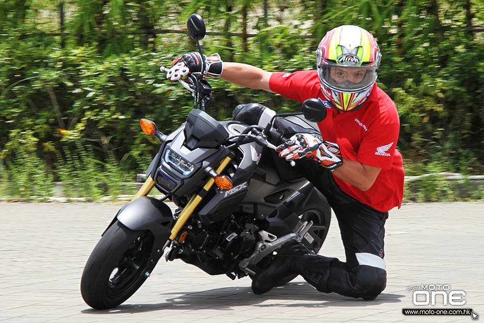 2016 HONDA MSX125 TEST RIDE DAY