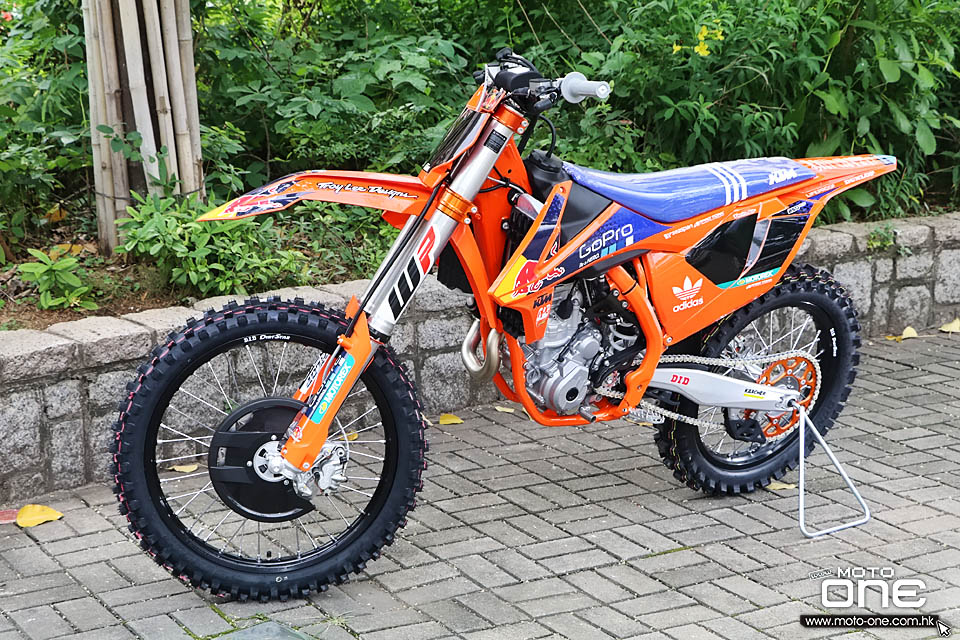 2016 KTM 250SX-F FACTORY EDITION