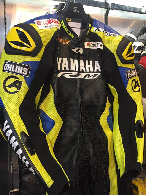 2016 RS-TAICHI SUITS