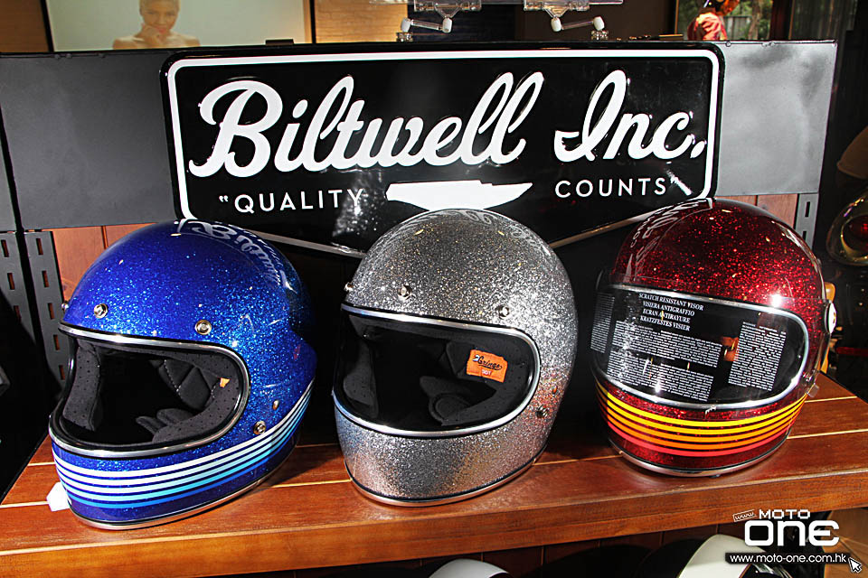 2016 Biltwell HELMETS