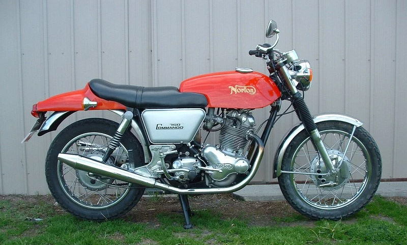 1968 NORTON COMMANDO