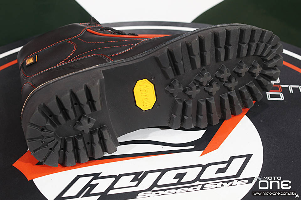 2016 HYOD MOTORCYCLE BOOTS