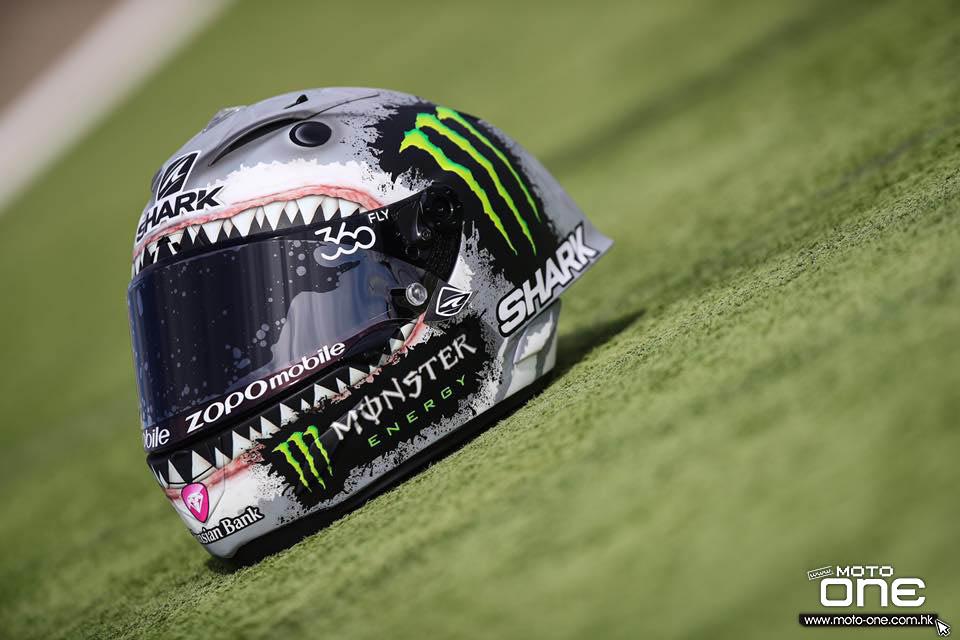 2016 Jorge Lorenzo SHARK HELMETS