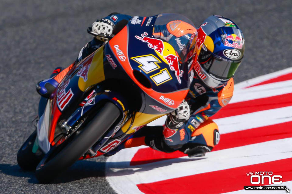 2016 MOTO3 Red Bull KTM Brad Binder