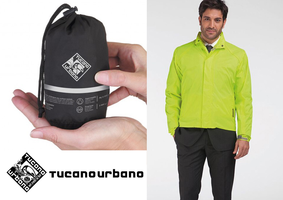 Tucanourbana RAIN COAT