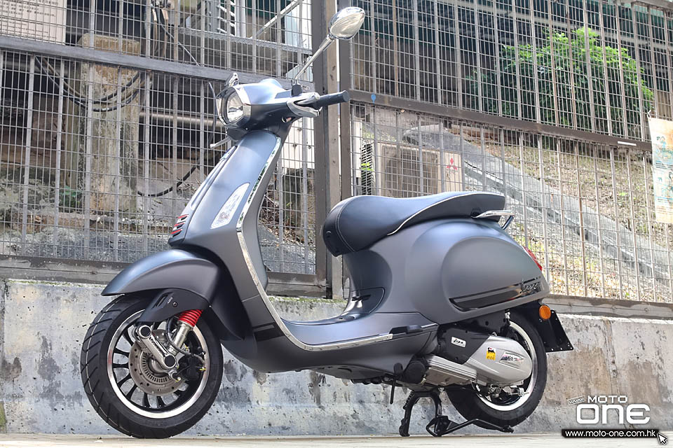 2016 VESPA SPRINT S 150 ABS