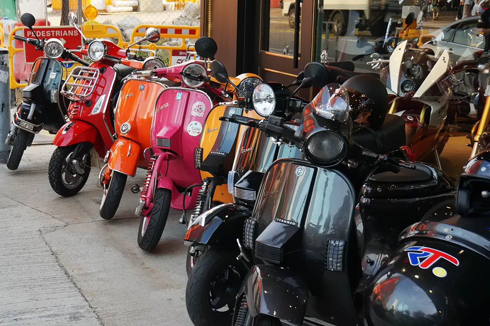 Vespa Club Hong Kong